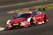 Rene Rast, Audi Sport Team Rosberg, Nurburgring
