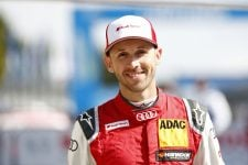 Rene Rast, Audi Sport Team Rosberg- Post race, Nurburgring