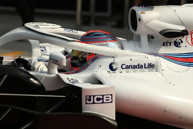 Robert Kubica - Williams Martini Racing - Hungaroring