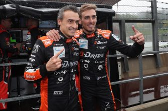 Roman Rusinov & Andrea Pizzitola - G-Drive Racing - Spa-Francorchamps