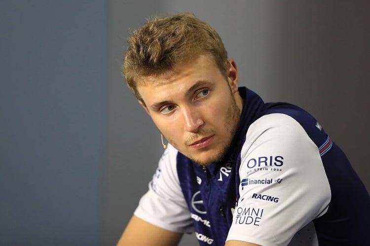 Sergey Sirotkin - Williams Martini Racing - Autodromo Nazionale Monza