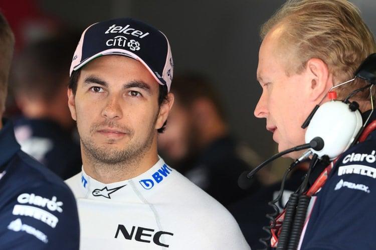Sergio Perez - F1