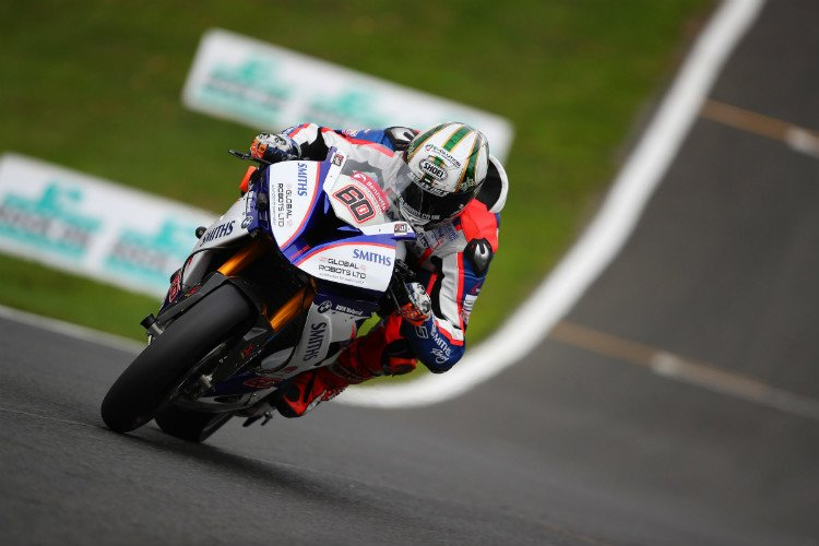 Solid Points for Hickman at Oulton Park