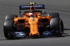 Stoffel Vandoorne - McLaren F1 Team - Spa-Francorchamps