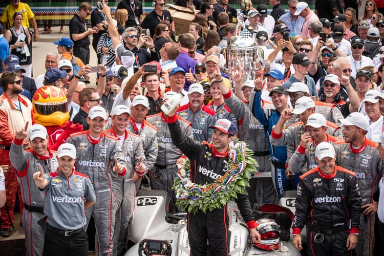 Will Power (NZL), Team Penske, 2018 Verizon IndyCar Series, Indianapolis 500