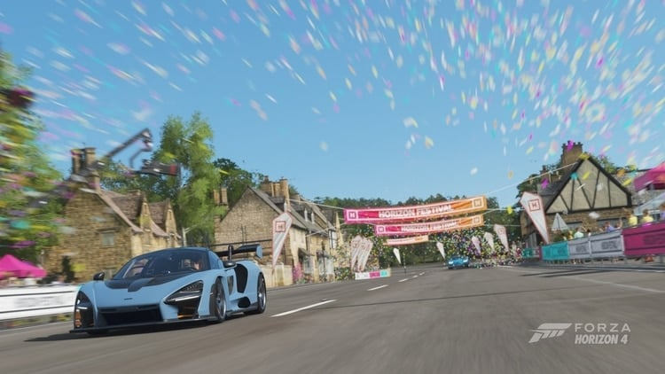 Review: Forza Horizon 4 - Britain has never looked this good - The