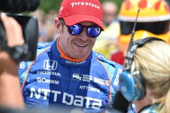 Scott Dixon (NZL), Chip Ganassi Racing, 2017 Verizon IndyCar Series, Road America