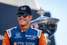 Scott Dixon (NZL), Chip Ganassi Racing, 2018 Verizon IndyCar Series, Sonoma