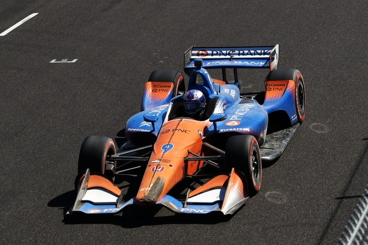 Scott Dixon (NZL), Chip Ganassi Racing, 2018 Verizon IndyCar Series, Portland