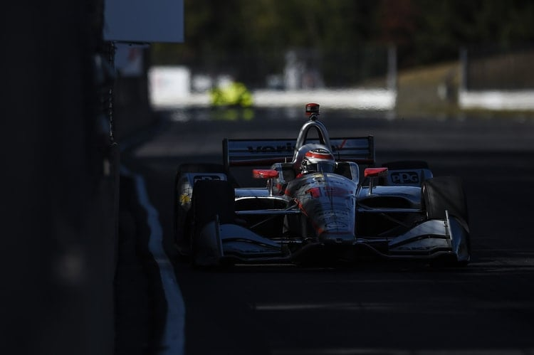 Will Power (AUS), Team Penske, 2018 Verizon IndyCar Series, Portland