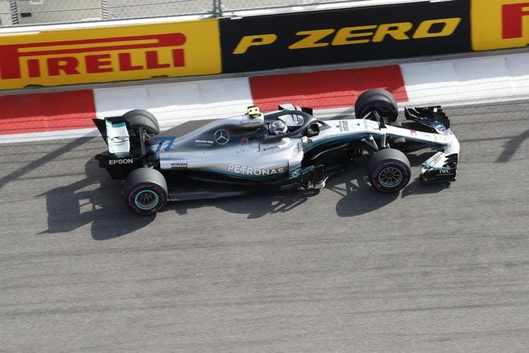 Valtteri Bottas - Mercedes AMG Petronas Motorsport - Russian GP
