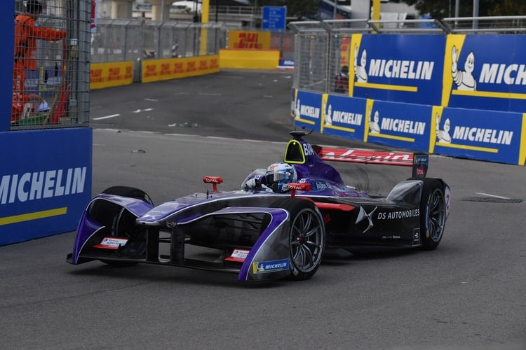 Sam Bird, Virgin Racing- 2017 Hong Kong E-Prix