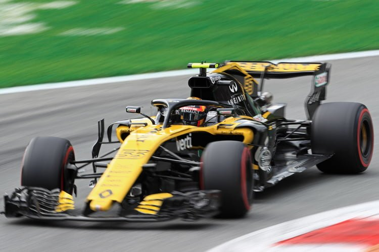 Carlos Sainz Jr. - 2018 Formula 1 Italian Grand Prix