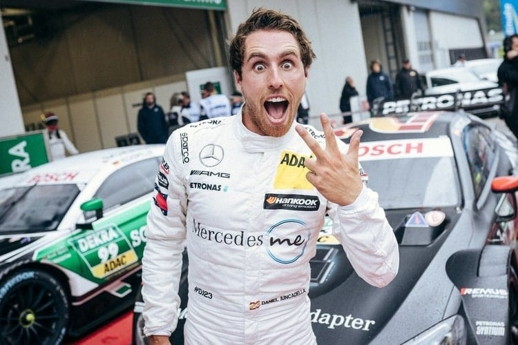 Juncadella Conquers Challenging Wet Conditions To Claim Red Bull Ring Pole The Checkered Flag