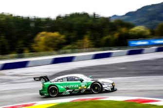 Nico Müller: 2018 DTM Series - Red Bull Ring