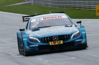 Gary Paffett: 2018 DTM Series - Red Bull Ring
