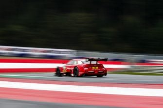 René Rast: 2018 DTM Series - Red Bull Ring