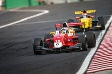 Yifei Ye - Josef Kaufmann Racing - Hungaroring