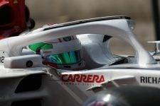 Antonio Giovinazzi - Formula 1 - 2018 Hungarian Test