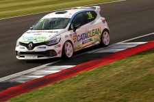 Daniel Rowbottom Renault UK Clio Cup