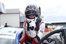Bradley Burns Clio Cup