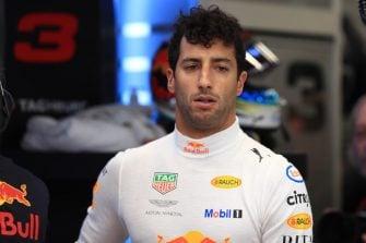 Daniel Ricciardo - Formula 1 - 2018 Singapore GP