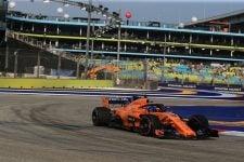 Fernando Alonso - Formula 1 - 2018 Singapore GP