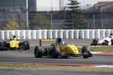 Max Fewtrell - R-ace GP - Nurburgring