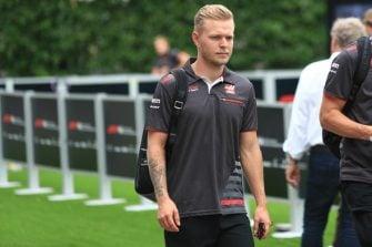 Kevin Magnussen - Formula 1 - 2018 Singapore GP