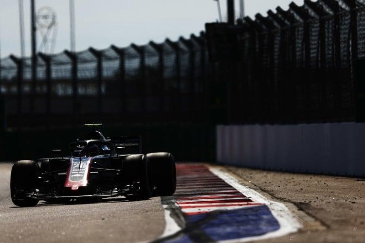 Kevin Magnussen - Formula 1 - 2018 Russian GP