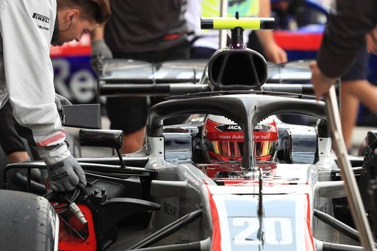 Kevin Magnussen - Formula 1 - 2018 Italian GP
