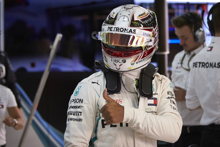 Lewis Hamilton - Formula 1 - 2018 Russian GP