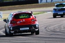 Brett Lidsey Renault UK Clio Cup