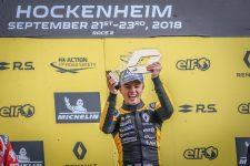 Max Fewtrell - R-ace GP - Hockenheimring