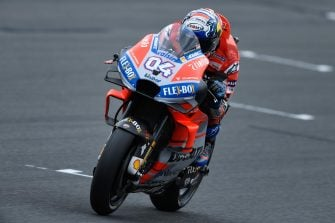 Andrea Dovizioso - Photo Credit: MotoGP.com