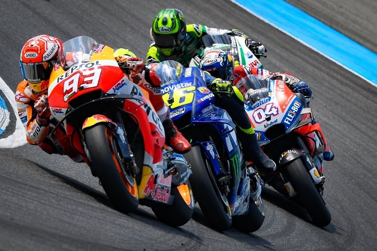 Marquez on Brink of Title after Thrilling Thailand Win - The ... 99ee960baa2