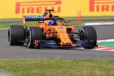 Fernando Alonso - Japanese Grand Prix