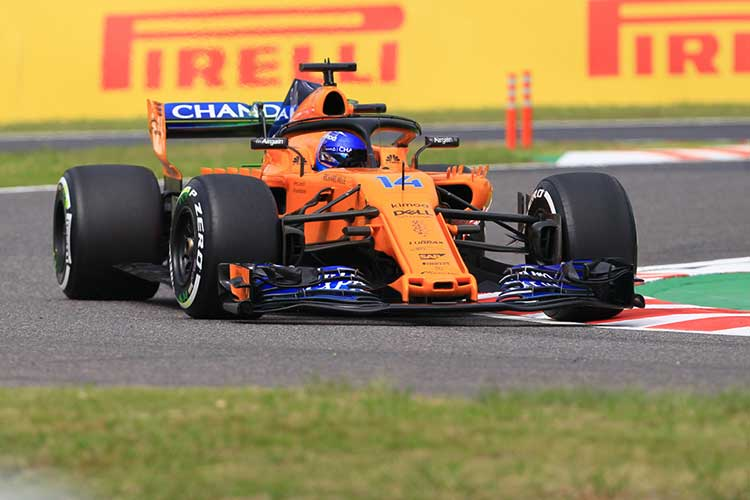 Fernando Alonso: My Japanese Grand Prix penalty shows how bad F1 is