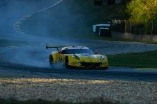 Antonio Garcia, Jan Magnussen & Marcel Fassler - Corvette Racing - Petit Le Mans