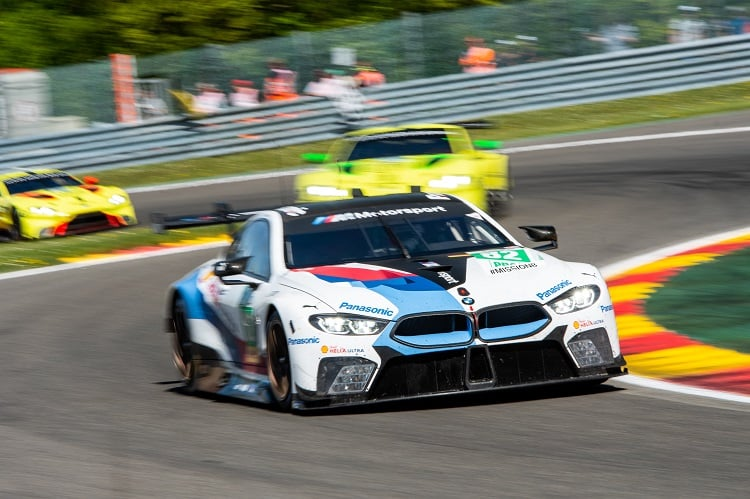With a new automated BoP set for the 6 Hours of Fuji, BMW MTEK Team look to be the biggest winners