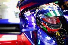 Brendon Hartley - Red Bull Toro Rosso Honda - Autodromo Hermanos Rodriguez