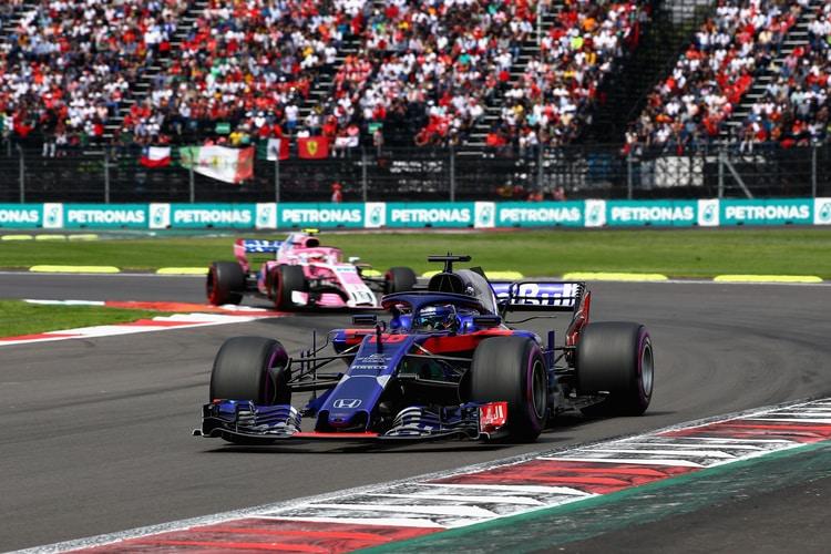 Brendon Hartley - Red Bull Toro Rosso Honda - Mexico GP