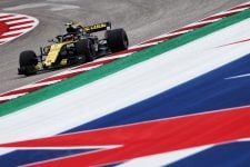 Carlos Sainz Jr. - Renault Sport Formula One Team - Circuit of the Americas