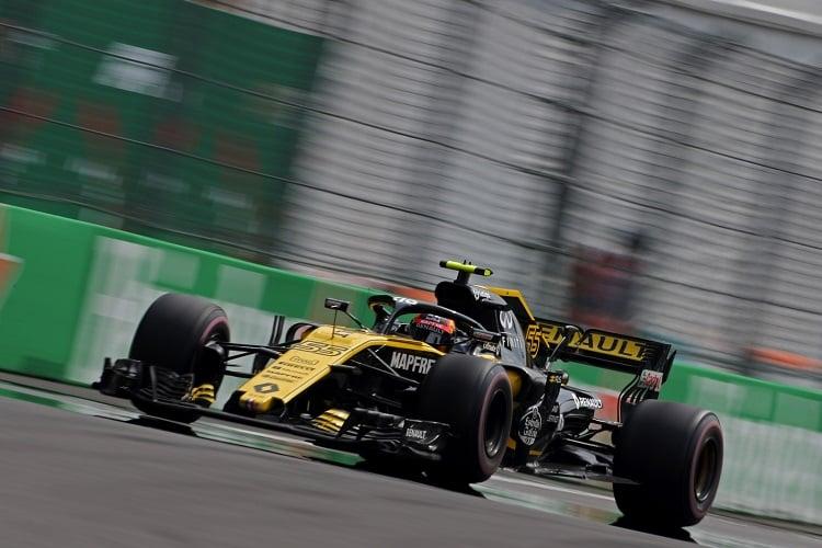 Carlos Sainz Jr. - Renault Sport Formula One Team - Autodromo Hermanos Rodriguez