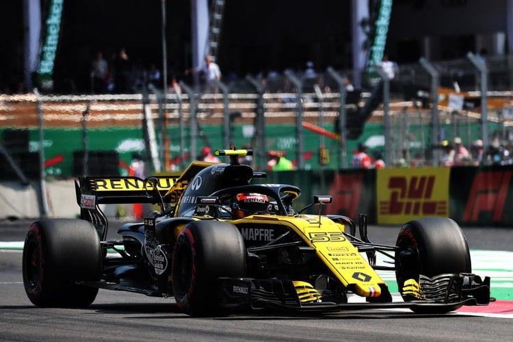 Carlos Sainz Jr. - Mexican Grand Prix - F1