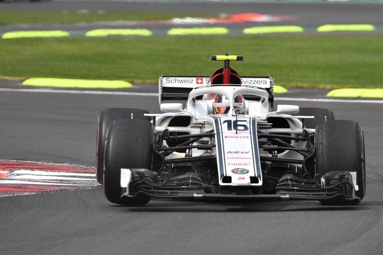 Charles Leclerc - Mexican Grand Prix - F1