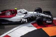 Charles Leclerc - Alfa Romeo Sauber F1 Team - Sochi Autodrom