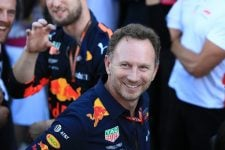Christian Horner - Aston Martin Red Bull Racing - Suzuka International Racing Course