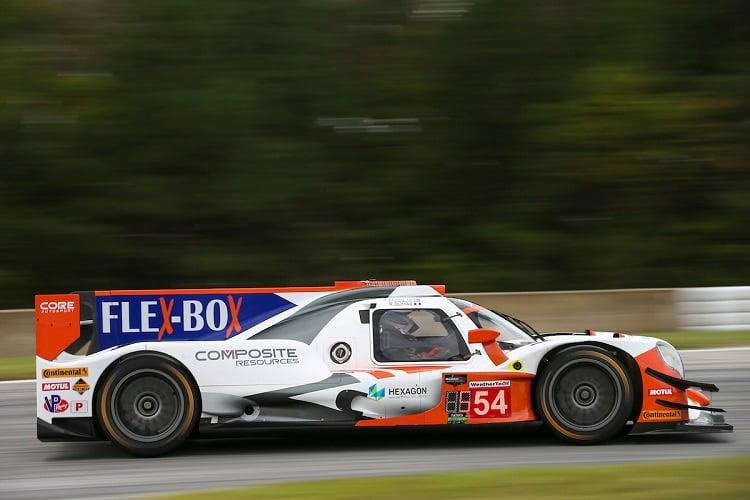 Colin Braun, Jon Bennett and Corey Lewis - CORE Autosport - Petit Le Mans