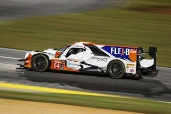 Jon Bennett, Colin Braun & Romain Dumas - CORE Autosport - Petit Le Mans